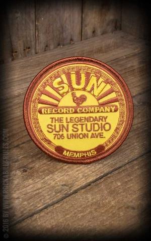 Aufnäher Sun Records Studio