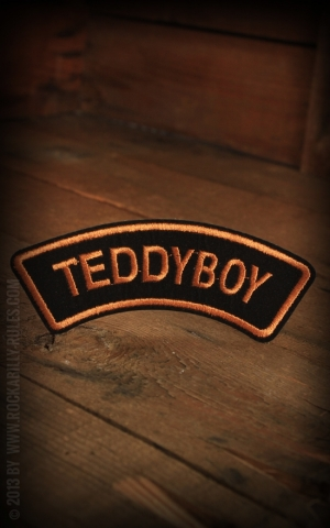 Patch Teddyboy