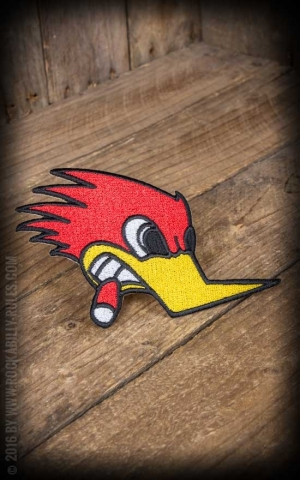 Patch - Woody Woodpecker | Mr. Horsepower
