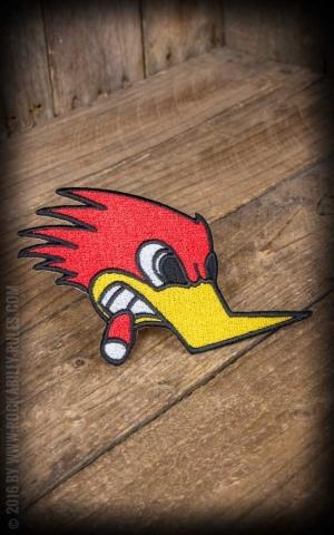 Patch - Woody Woodpecker | Mr. Horsepower