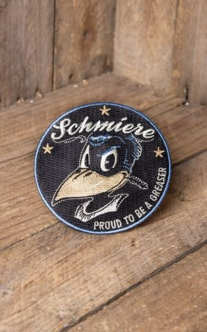 Patch - Schmiere-Proud to be a greaser - Rumble59