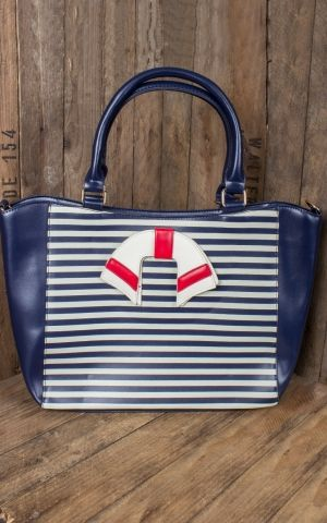 Banned Handbag Vintage Nautical