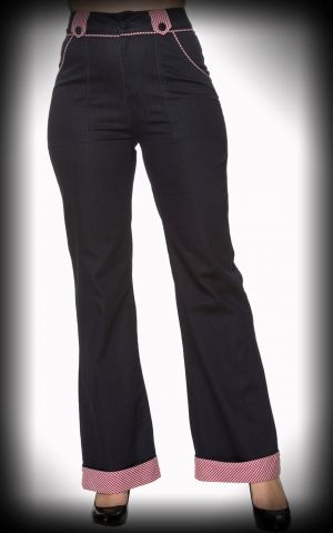 Banned - Pantalon High Waist JAdore