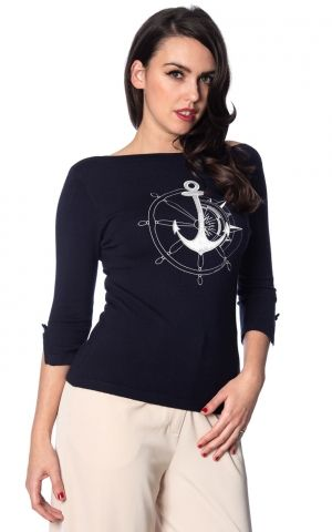 Banned Pullover Anchors away