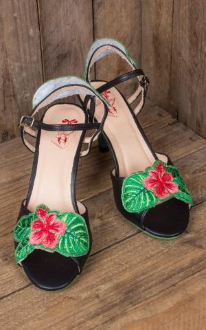 Vintage Schuhe | für das perfekte Pin up Outfit