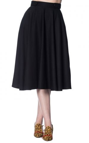 Banned Petticoat Circle Skirt Di Di Swing