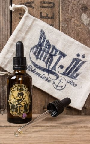 Rumble59 - Schmiere - Beard Oil Lavender