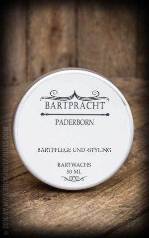 Bartpracht - Cire à Barbe Paderborn, Patchouli