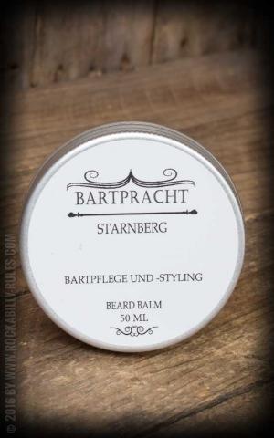 Bartpracht - Bartwachs Starnberg, elegant herb