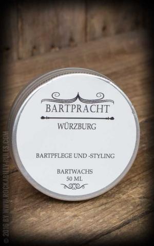 Bartpracht - Bartwachs Würzburg, würzig
