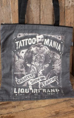 Liquorbrand Cotton Bag Tattoo Mania