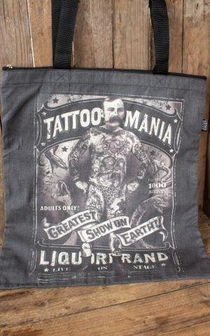 Liquorbrand Sac en coton Tattoo Mania
