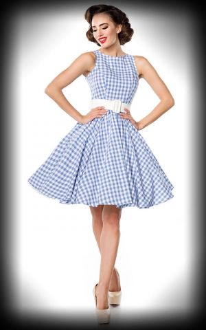 Belsira - Vichy Dress Bella