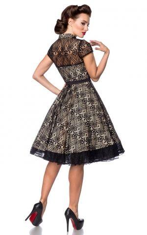 Belsira - Noble Robe Swing Brigitte Bardot