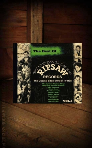 Sampler - Best Of Ripsaw Records Vol. 3