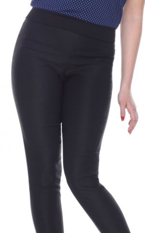Bettie Page Cigarette Pantalons | Leggings, noir