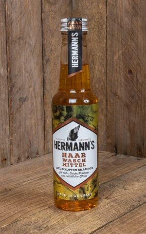 Hermanns Beer shampoo, 250 ml