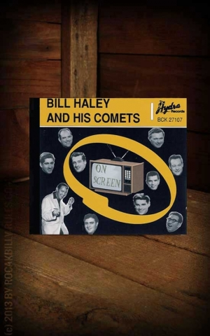 Billy Haley and his Comets - On Screen