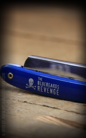 The Bluebeards Revenge Handle Shavette
