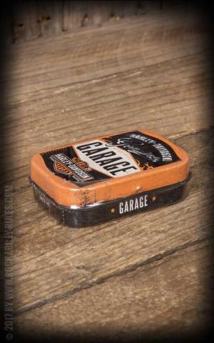 Boîte à Bonbons Harley Davidson Garage