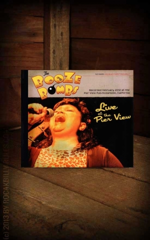 Booze Bombs - Live at the Pier View Pub