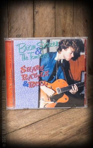 Brian Setzer & The Tomcats - Shake Rattle And Roll #6