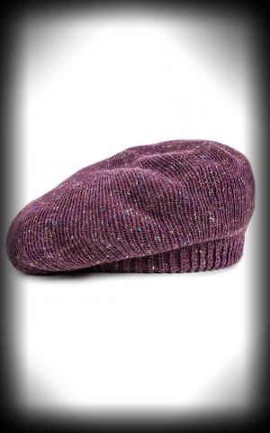 Brixton Béet Wool Hat Brigitte, rouge