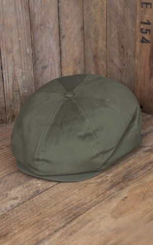 Brixton Brood Snap Cap, army