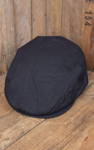 Brixton Hooligan Snap Cap, black