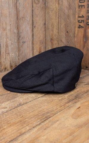 Brixton Hooligan Snap Cap, schwarz