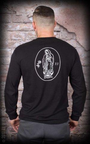 Brixton - T-Shirt Manche Longue Madre Jason Jessee
