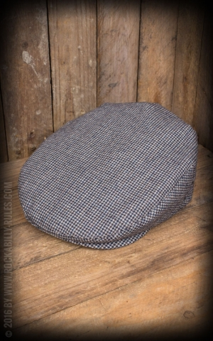 Brixton Snap Cap - Barrel, blue grey