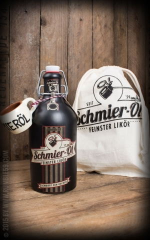 Rumble59 - Schmieröl - Finest Blackberry Liqueur