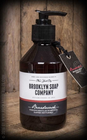 Brooklyn Soap Company - Beardwash | Beardshampoo