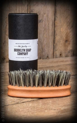 Brooklyn Soap Company - Beard Brush
