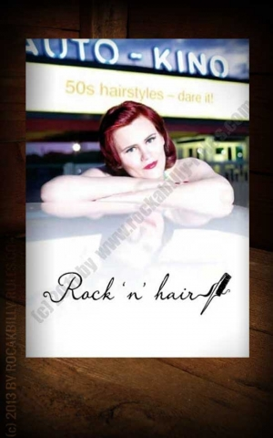 Buch Rock 'n' Hair 50s hairstyles - dare it!