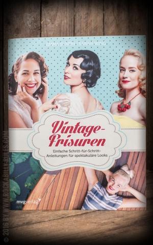Buch Vintage-Frisuren