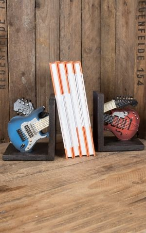 Guitares Bookends