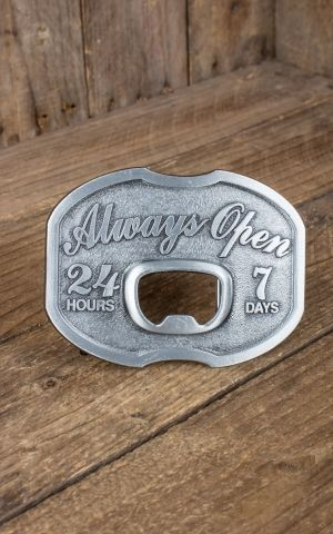 Buckle Always Open - Beer Bottle Opener