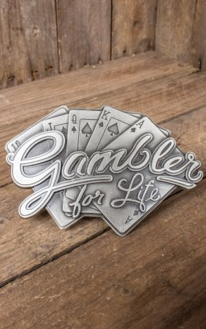 Rumble59 - Buckle Gambler for Life
