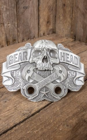Rumble59 - Buckle Gear Head - Big Size