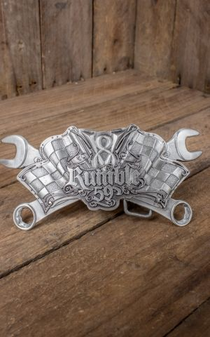 Rumble59 - Hell Bent Buckle