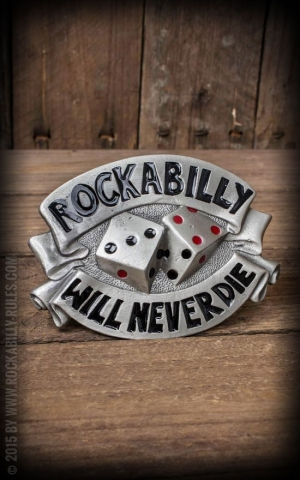 Buckle - Rockabilly will never die