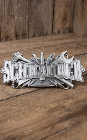 Rumble59 - Boucle de ceinture Schrauber