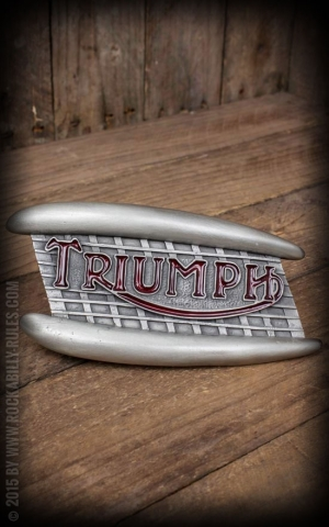 Buckle - Triumph Rot