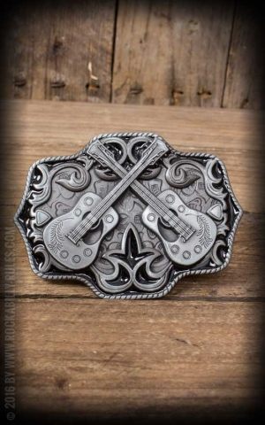Buckle - Western Guitars