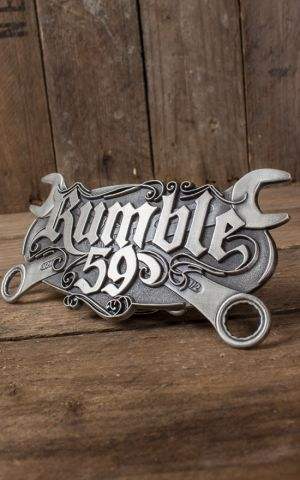 Rumble59 - Wild Wrench Buckle - Big Size