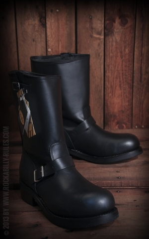Biker Boots - Buffalo Engineer