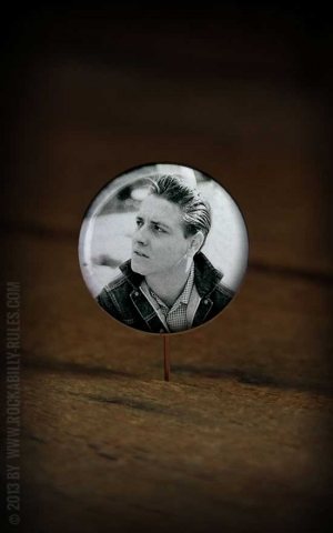 Button Eddie Cochran 006