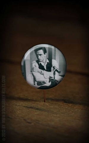 Button Johnny Cash 012